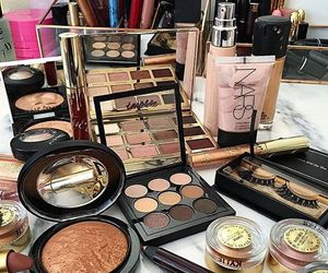 beauty, fashion, and maquillaje image