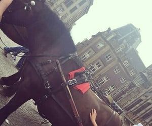 amsterdam, girl, and marocain image