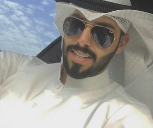 arab, handsome, and emirati image