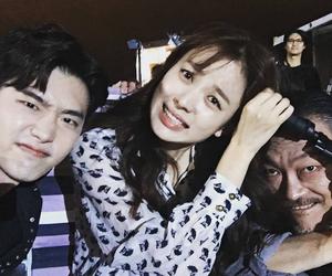 kdrama, han hyo joo, and lee jong suk image