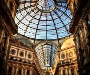 art, galleria, and milano image
