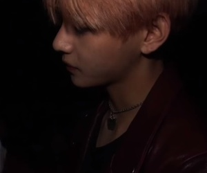 bts, taehyung, and aesthetic image