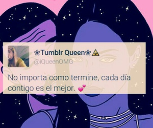frases, texto, and tumblr image