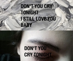 baby, cry, and grey image