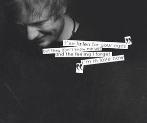 kiss me, Lyrics, and ed sheeran image
