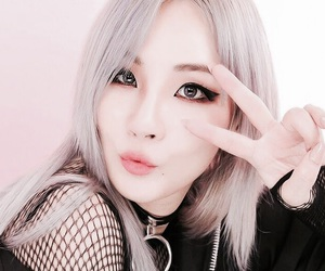 CL, 2ne1, and icon image