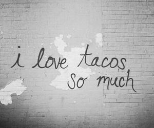art, grunge, and tacos image