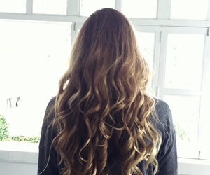 amazing, blonde, and curly image