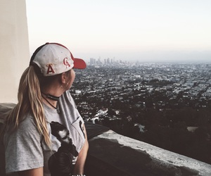 angels, blonde, and cali image