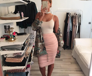 fashion, beautiful, and style image
