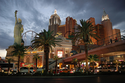 Las Vegas ❥