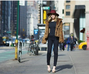 fashion, cute, and new york image