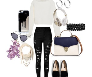 outfits, Polyvore, and weheartit image