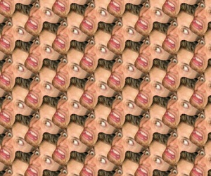funny, Jensen Ackles, and patterns image