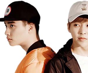 exo, exok, and png image