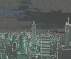 buildings, empire state, and skyscrapers image