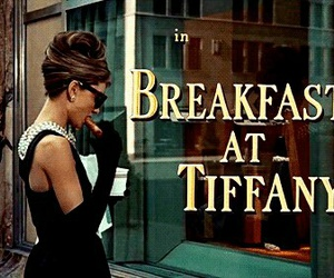 Breakfast at Tiffany's and cinema image