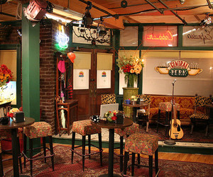 central perk and friends image
