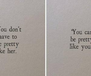 quotes, pretty, and her image