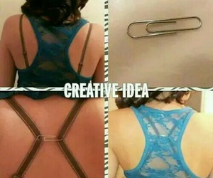 diy, ideas, and bra image