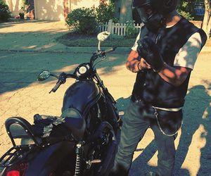actor, bad boy, and motorbike image