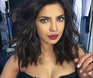 priyanka chopra, makeup, and style image