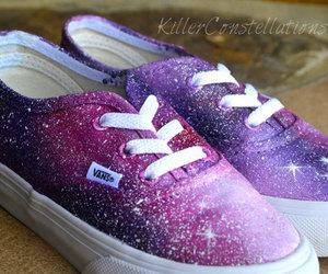 etsy, kids shoes, and nebula image