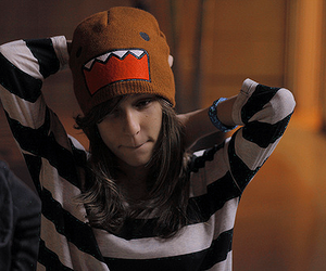 girl and domo image
