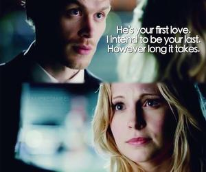 love, klaus, and tvd image