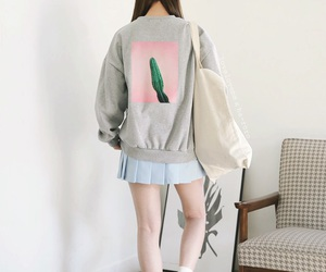 kfashion, asian, and korean fashion image