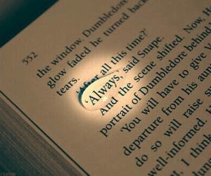 always, books, and harry potter image