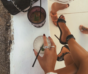 fashion, style, and drink image