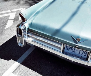 car and cadillac image