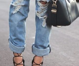 lace up heels image
