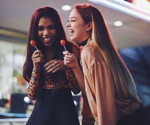 teala dunn and meredith foster image