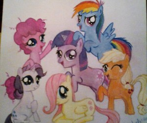 my little pony and ponei image