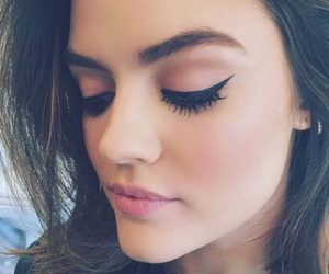 lucy hale, makeup, and pretty little liars image