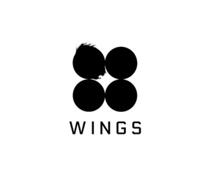 wings, begin, and jungkook image