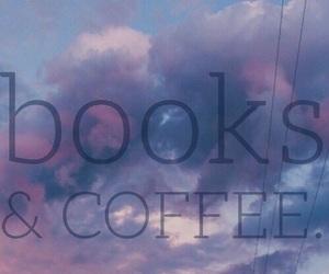 autumn, coffee, and books image