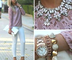 cute girly oufit image