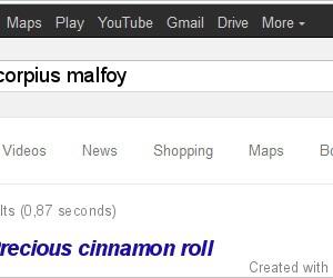cinnamon roll, scorbus, and draco malfoy image