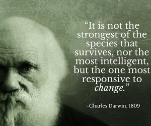 darwin and quotes image