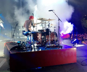 josh dun and twenty one pilots image