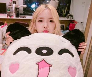 kpop, stellar, and hyoeun image