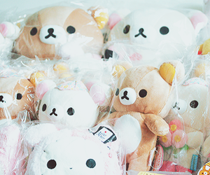 cute, adorable, and rilakkuma image