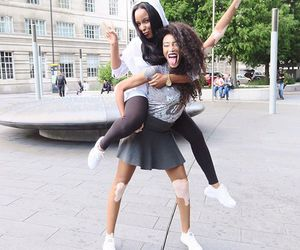 london, youtube, and winnie harlow image