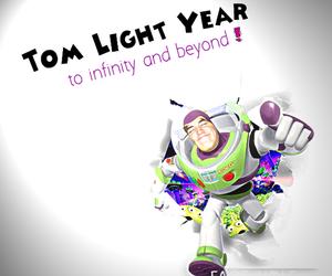 buzz lightyear, McFly, and tom fletcher image