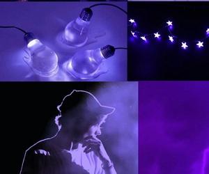 louis, purple, and fondos image