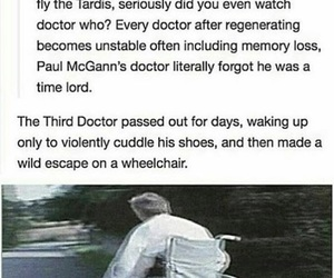doctor, funny, and shit image