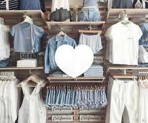 clothes and heart image